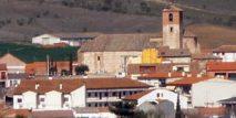 Panorámica de Villamanta, vista de la Iglesia de Santa Catalina