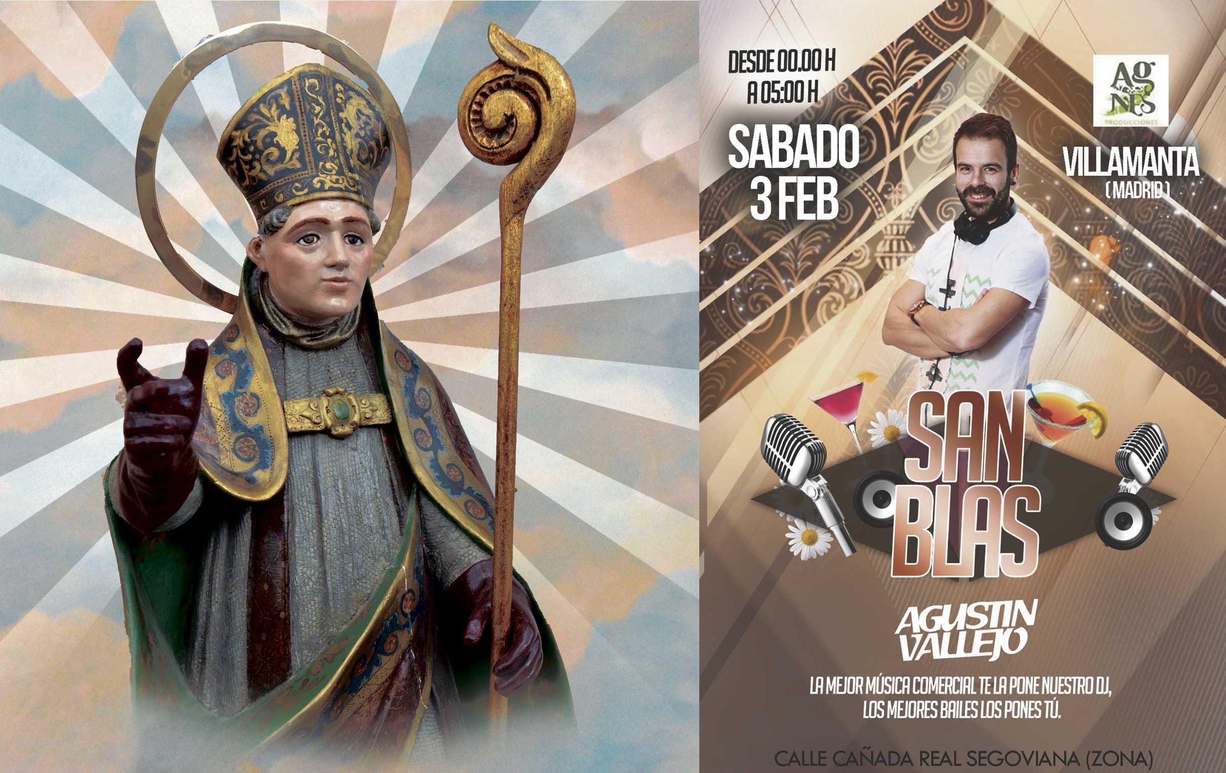 San Blas 3 febrero