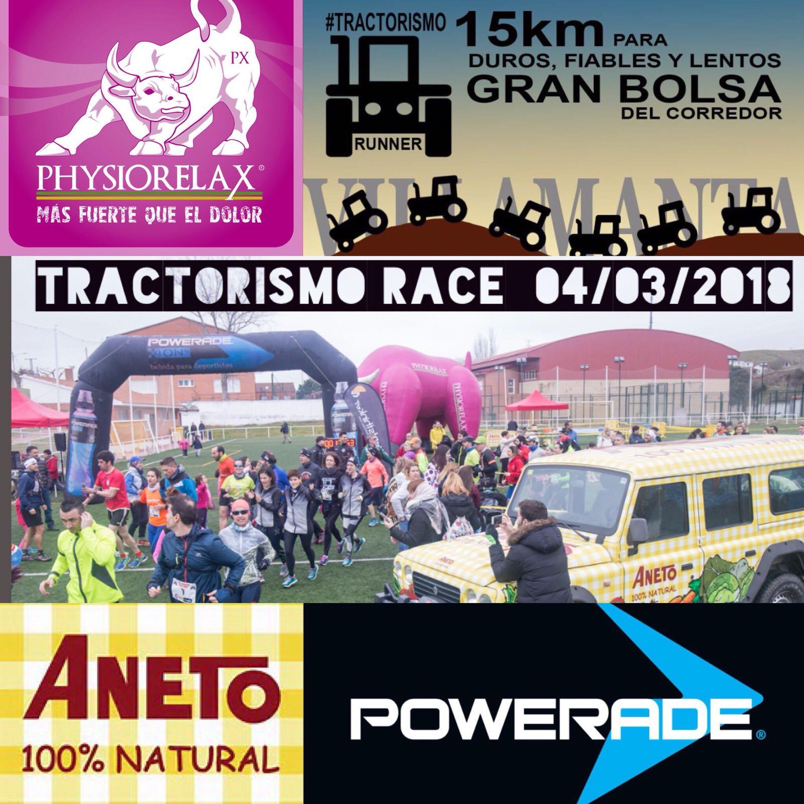 Tractorismo race 4/03/2018