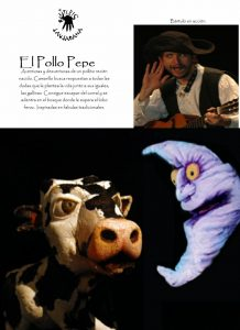 El Pollo Pepe a las 10:00 / 13:00