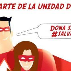 Dona sangre y #salva3vidas