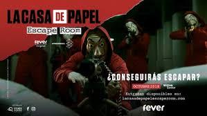 Scape Room - La casa de papel