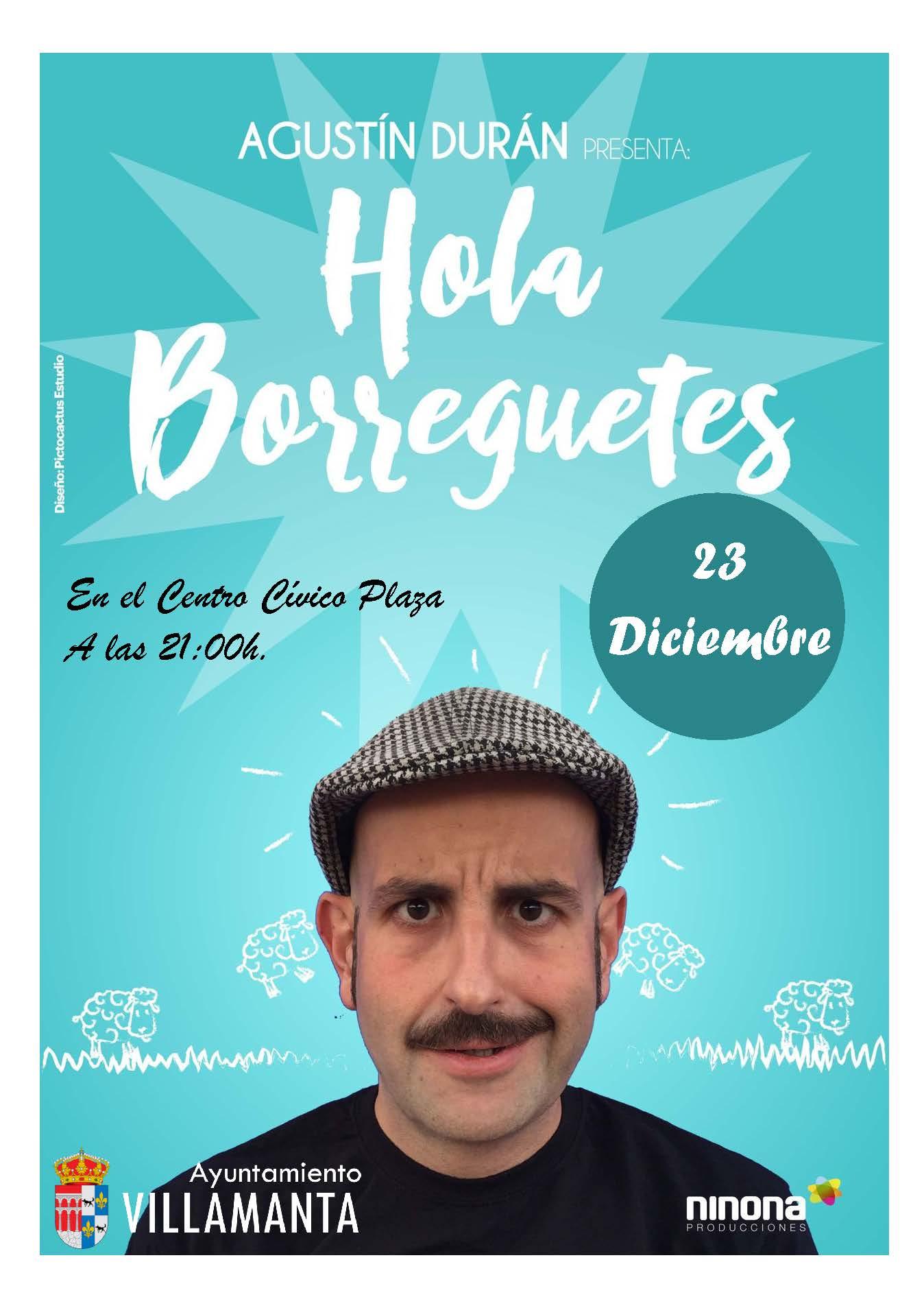 Hola Borreguetes- Agustín Durán