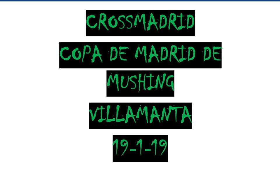 CrossMadrid Copa de Mushing
