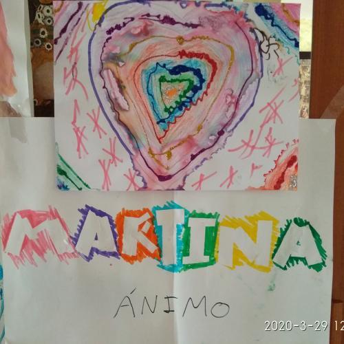 Muchas gracias Martina