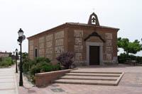 La Ermita de la Virgen del Socorro