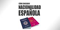 Solicitud Nacionalidad Española por residencia